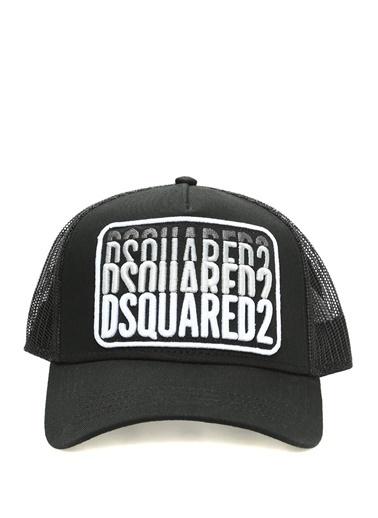 Dsquared2 Şapka Siyah